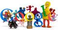 Google...Sesame Street