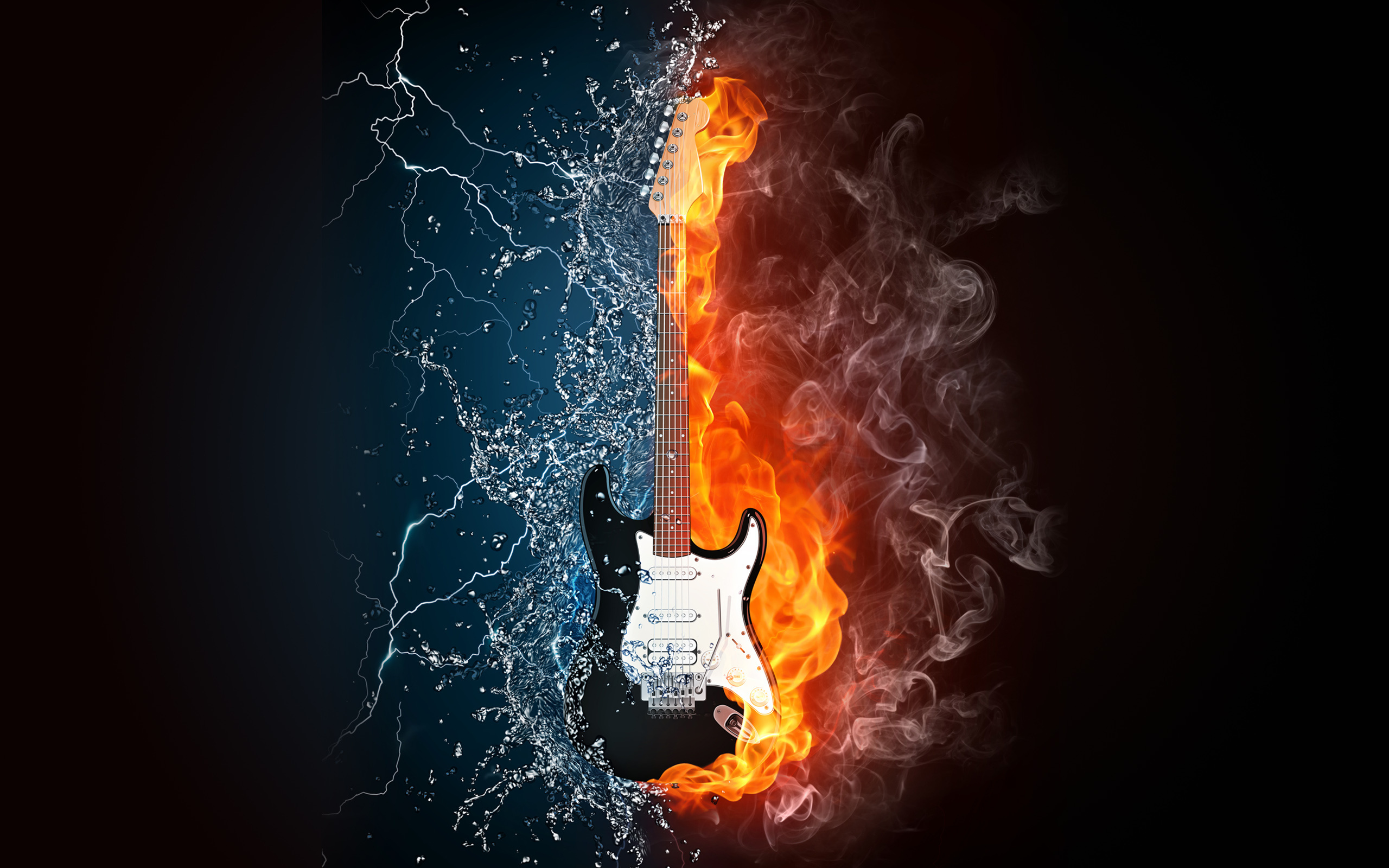 Guitar - Guitar Wallpaper (27368608) - Fanpop