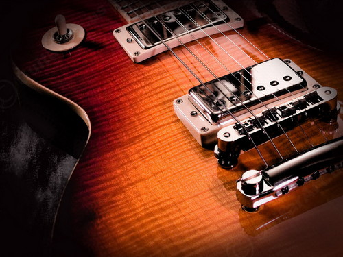 Guitar - guitar Wallpaper