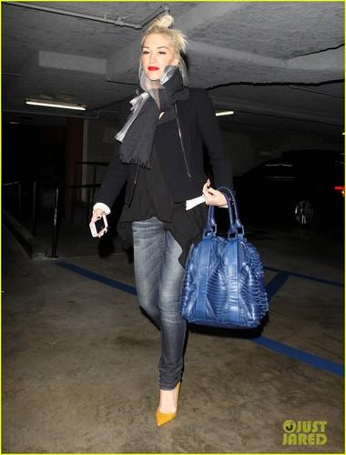 Gwen Stefani: No Doubt Has A 'Thumping' Studio Sesh