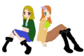 Hetalia ocs: British and US Virgin Islands - hetalia-fan-characters photo