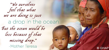 Human Rights Quotes - Mother Teresa