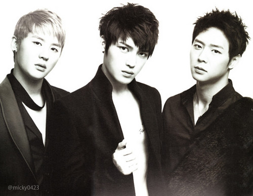 JYJ Calendar 2012