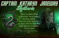 Janeway - Slytherin