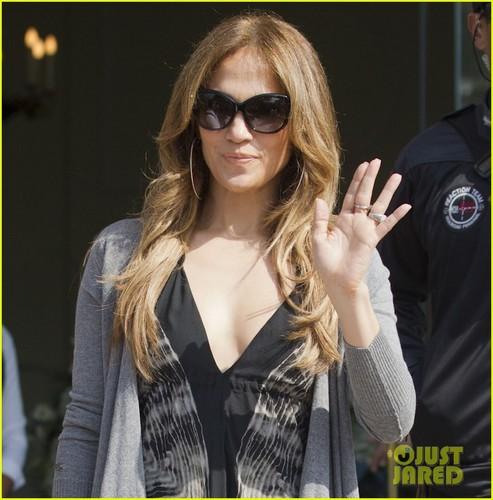 Jennifer Lopez: Later, Lima!