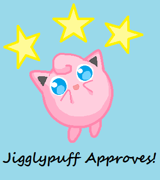Jigglypuff Approves