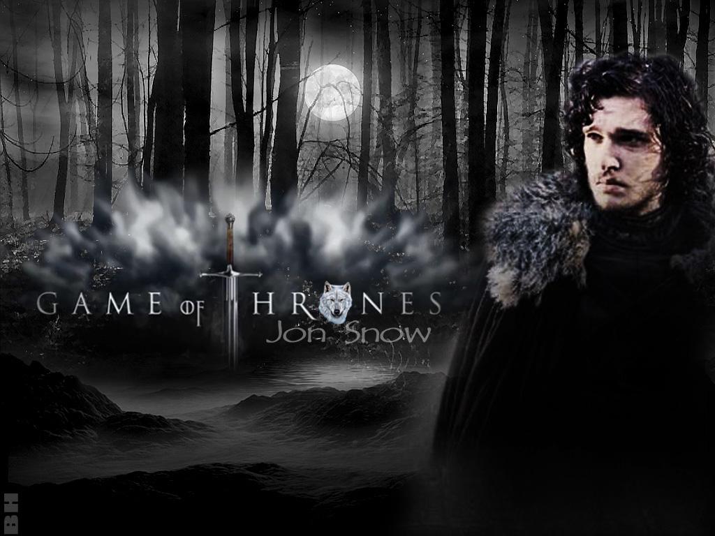 Jon Snow wallpaper - House Stark Wallpaper (27367316) - Fanpop