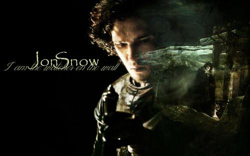 Jon Snow দেওয়ালপত্র
