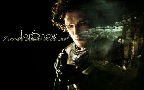 House Stark wallpaper with a concert titled Jon Snow wallpaper