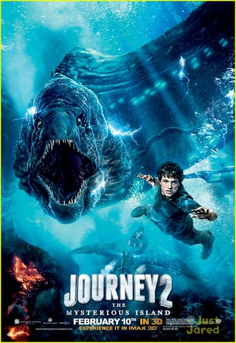 Journey 2: The Mysterious Island. [2012] - upcoming-movies Photo