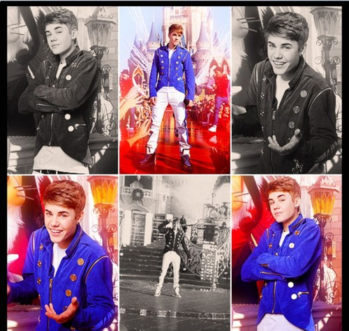 Justin Bieber Disney, 2011