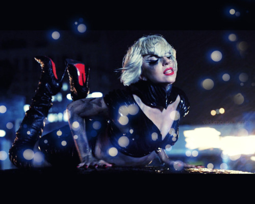Lady Gaga-Marry The Night Video! <3