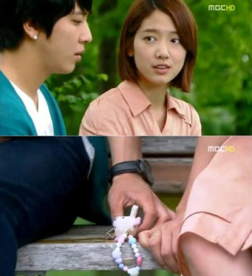 Lee Shin & lee Kyu Won Ep.15
