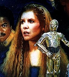 princess leia and han solo age difference in dating