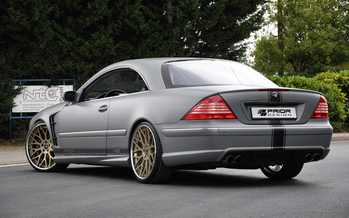 MERCEDES - BENZ CL CLASS da PRIOR design