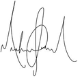 MJ Signature - michael-jackson photo