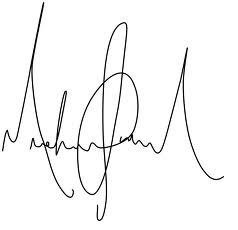 MJ Signature