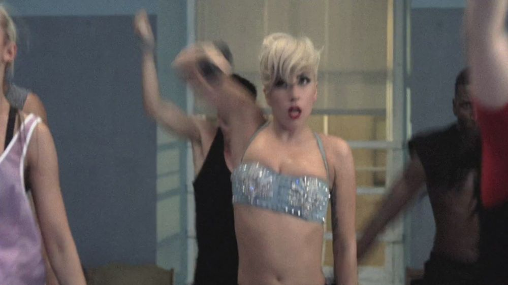 Marry the Night Muzik Video