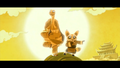 Master Oogway and Master Shifu - kung-fu-panda-legends-of-awesomeness screencap