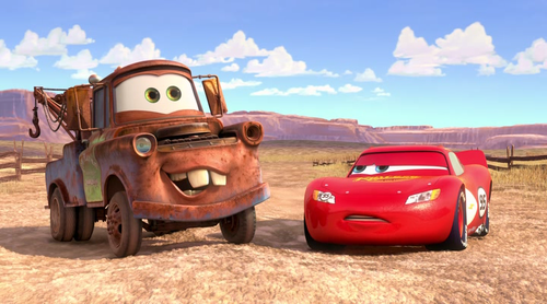 Disney Pixar Cars 2 Wallpaper Called Mater McQueen
