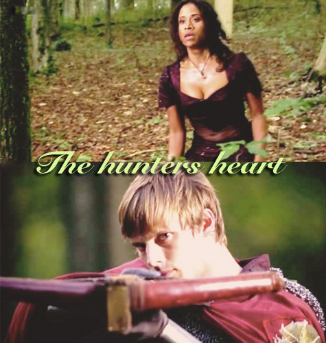 Merlin 4.11 - The Hunter's hart-, hart