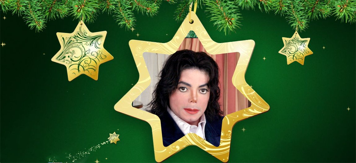 Merry Christmas,Майкл!