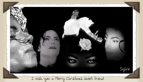 Merry Weihnachten sweet friend