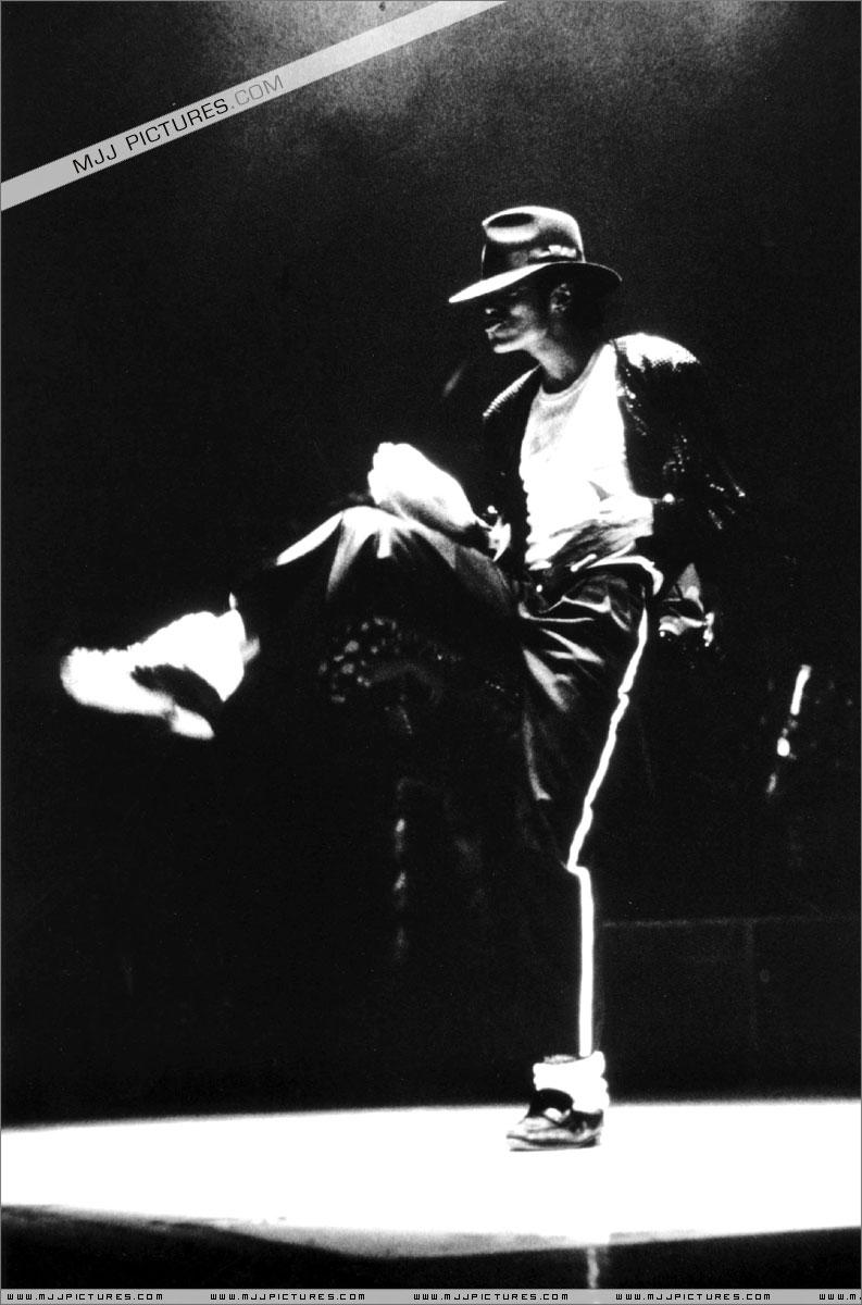Michael JaCkSON - bad-tour-1987-1989 photo