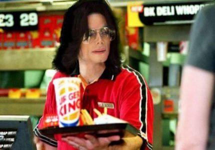Michael at BK