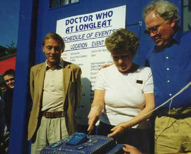 Michael at Longleat 1986