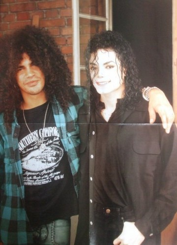 Mike and Slash