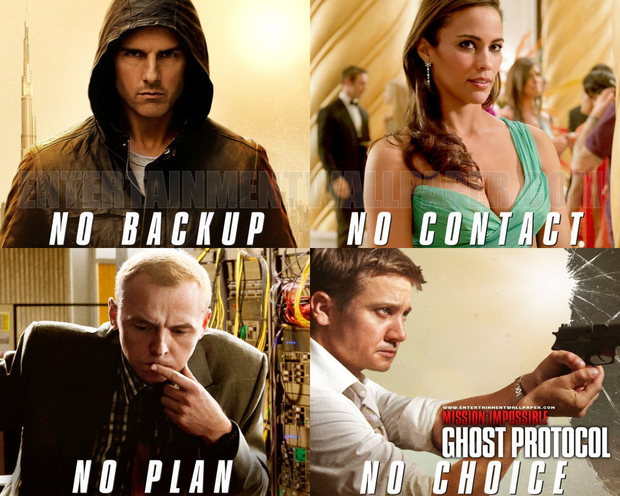 Mission Impossible Ghost Protocol 2011 Upcoming Movies