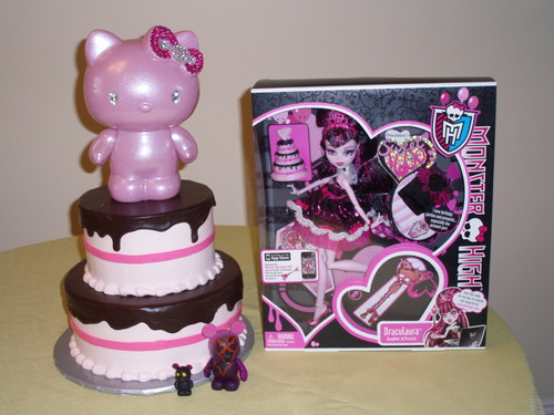 MonsterHighBirthdayCake