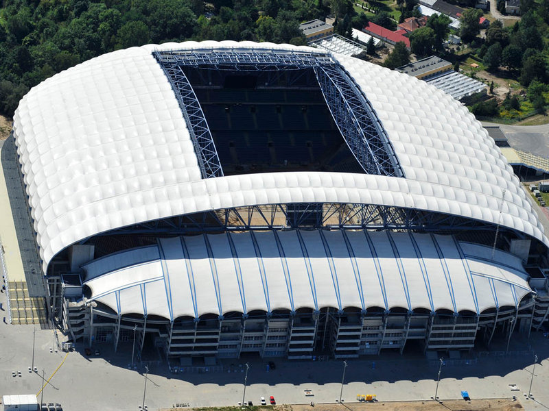 Municipal Stadium, Poznan (Poland)