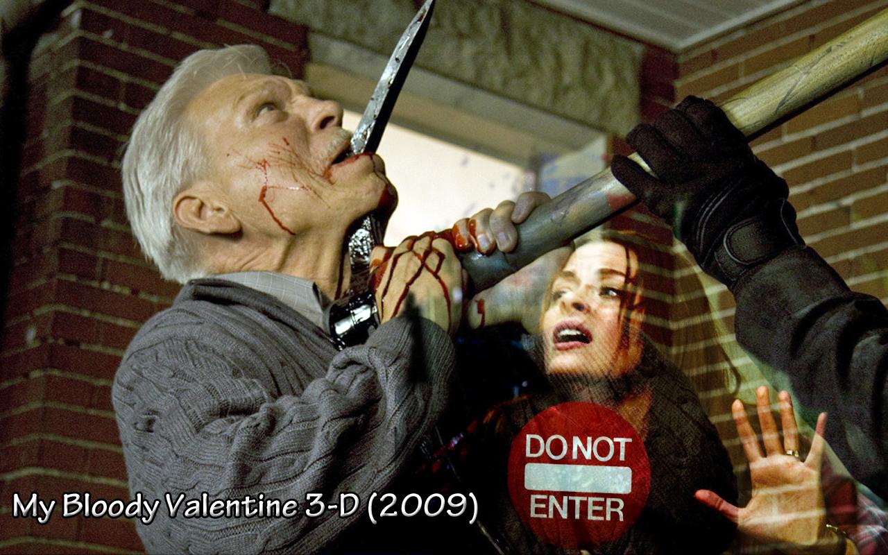 Films D Horreur Images My Bloody Valentine 2009 Hd Fond D Ecran And