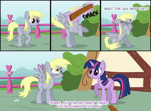 My Little poni, pony Comics