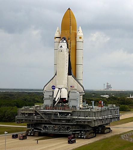 NASA không gian Shuttle Lot