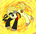 Naruto: Ponyden