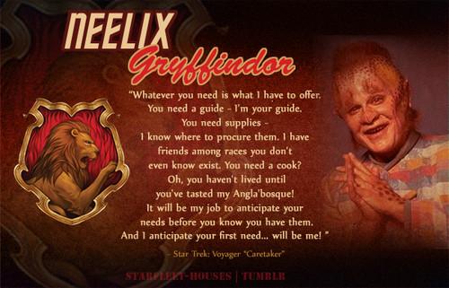 Neelix - Gryffindor