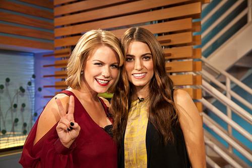 Nikki on VH1's Big Morning Buzz Live [18/11/11]