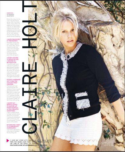 NYLON Magazine [May 2011]