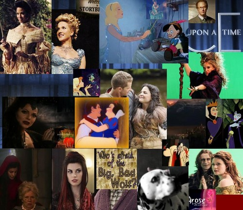 OUAT Tribute collage