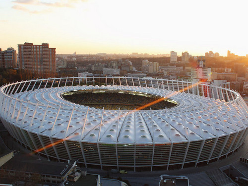 Olympic Stadium, Kiev (Ukraine)