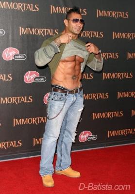PREMIERE OF 'IMMORTALS' - NOVEMBER 7TH 2011