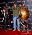 PREMIERE OF 'IMMORTALS' - NOVEMBER 7TH 2011