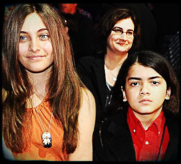 Paris and Blanket on X-Factor!!! :)