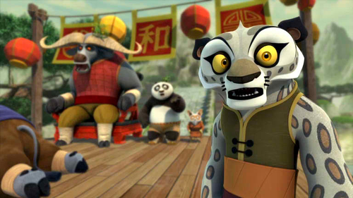 Peng - kung-fu-panda-legends-of-awesomeness Screencap