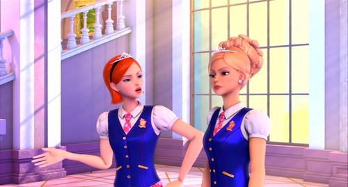 Portia and Delancy