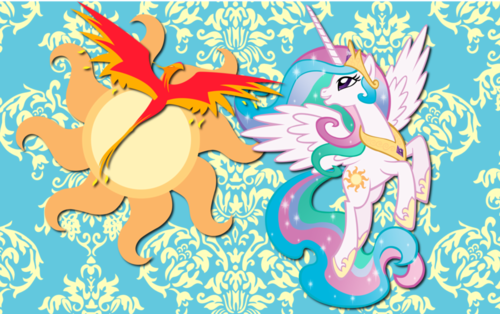 Princess Celestia Wallpaper