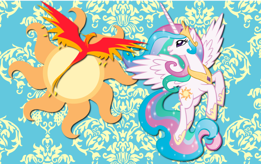 Princess Celestia Princess Celestia Wallpaper